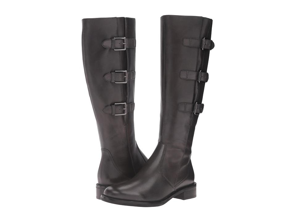 ECCO Hobart Buckle 25 MM Boot (Wild Dove Calf Leather) Women