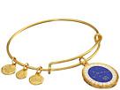 Celestial Wheel Cancer Constellation Bangle