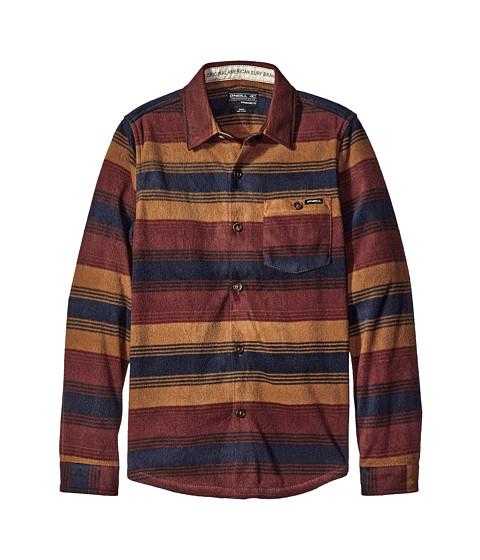 O'Neill Kids Glacier Stripe Long Sleeve Shirt (Big Kids)