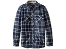 Glacier Check Long Sleeve Shirt (Big Kids)