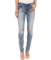 Blank NYC - Denim Distressed Skinny Jeans in Denim Blue