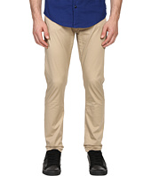 Armani Jeans - Slim Fit Button Fly Jeans in Eggshell
