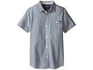 Emporium Check Short Sleeve Shirt (Big Kids)