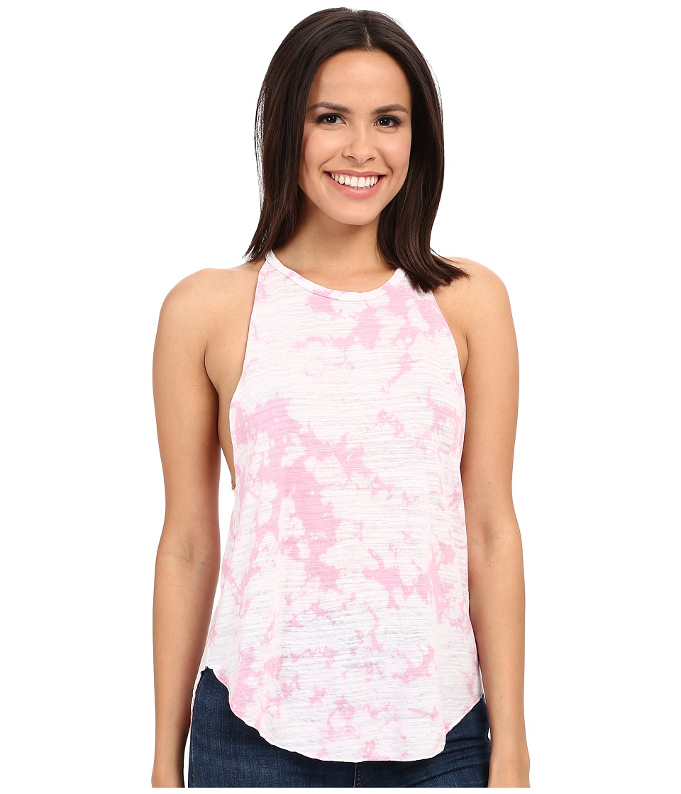 LNA Bib Tank Top Rosie Tie Dye Womens Sleeveless
