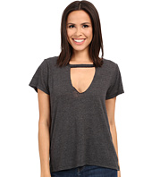 LNA - Short Sleeve Cut Out V