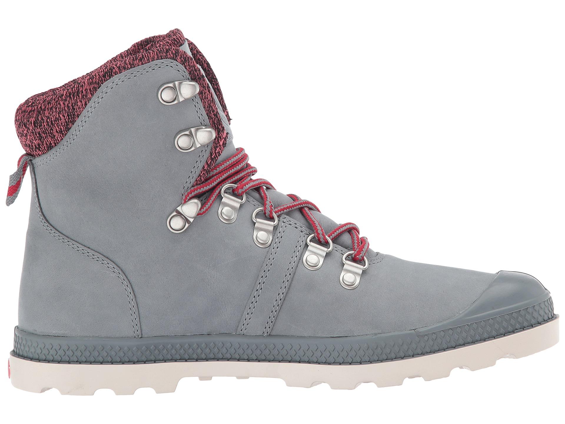 New Palladium Boots Womens Women39s Pallabroue Hikr LP Chukka Amber Gold