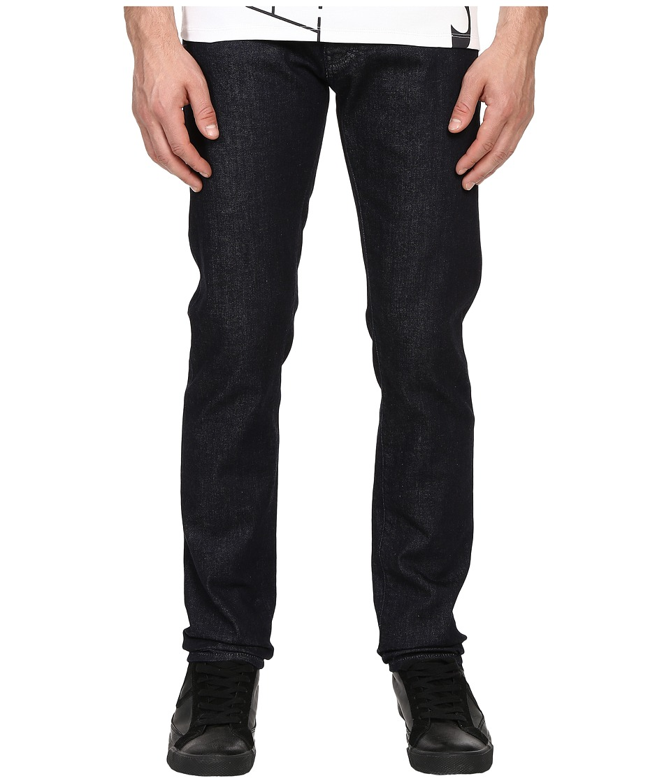 Armani Jeans Slim Fit Five Pocket Jeans in Denim Denim Mens Jeans