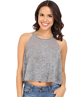 LNA - Swing Crop Bib Tank Top
