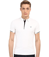 Armani Jeans - Contrast Piping Polo