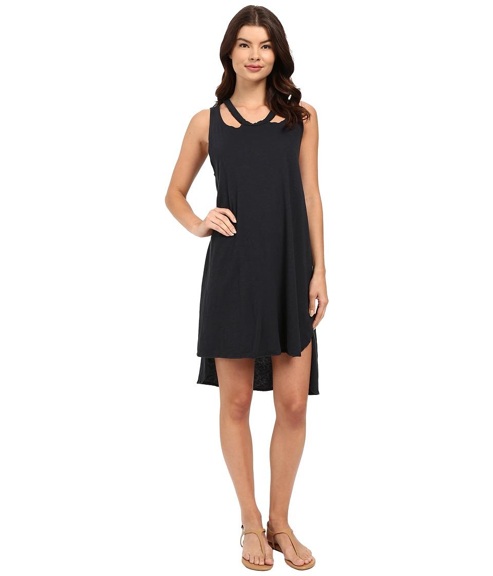 LNA Aura Dress Faded Black Womens Dress