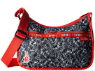 LeSportsac Classic Hobo Bag (Scribble Rabbits)