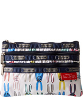 LeSportsac - 3 Zip Cosmetic Case