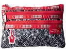 LeSportsac 3 Zip Cosmetic Case (Scribble Rabbits)