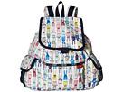 LeSportsac Voyager Backpack (Coloring Book Rabbits)