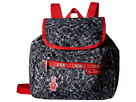 LeSportsac Small Edie Backpack (Scribble Rabbits)