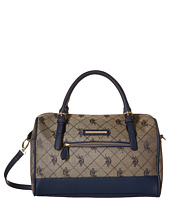 U.S. POLO ASSN. - New Fulton Satchel