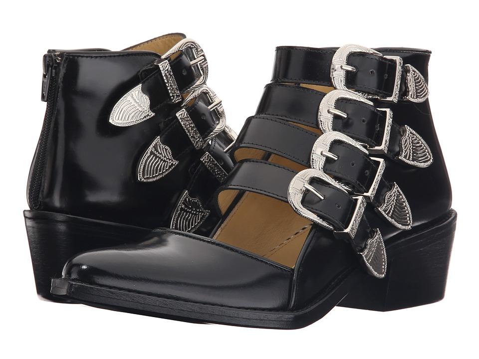 Toga Pulla AJ617 Black Womens Shoes