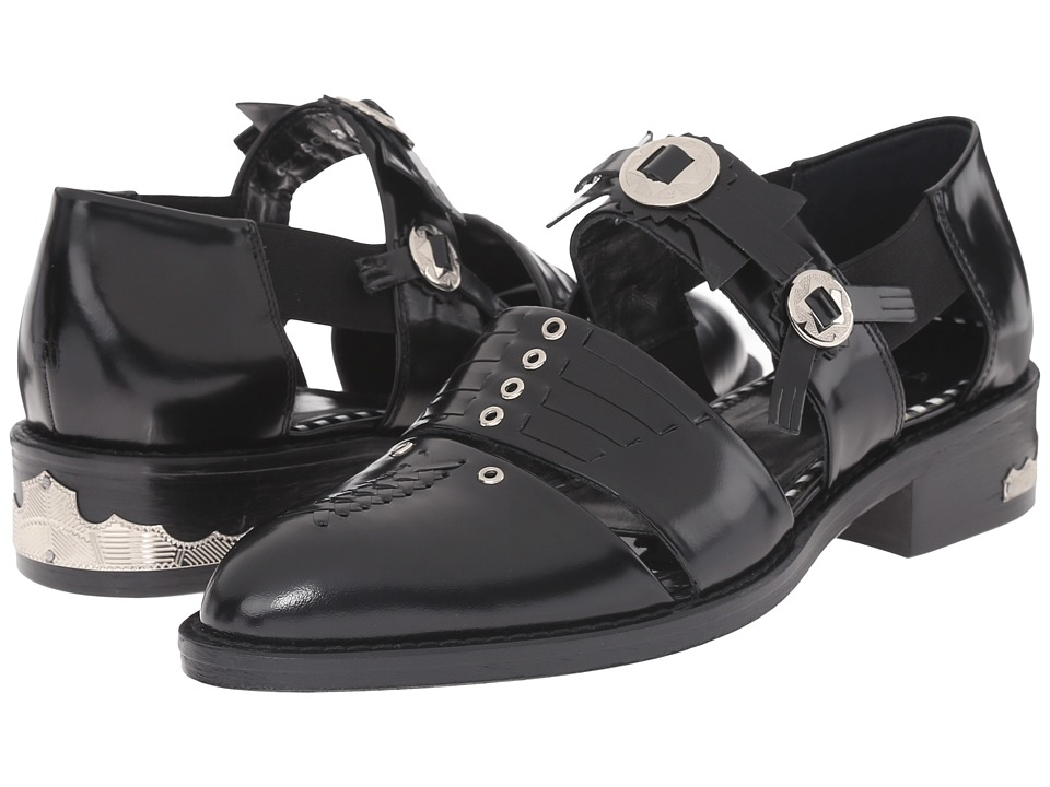 Toga Pulla AJ760 Black Womens Shoes