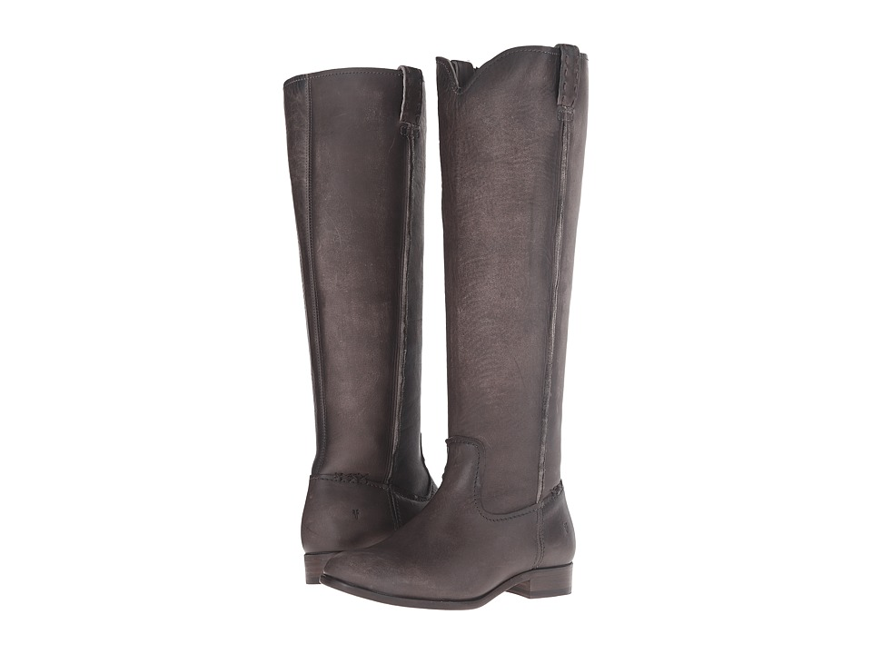 Frye - Cara Tall Wide (Smoke Extended) Women