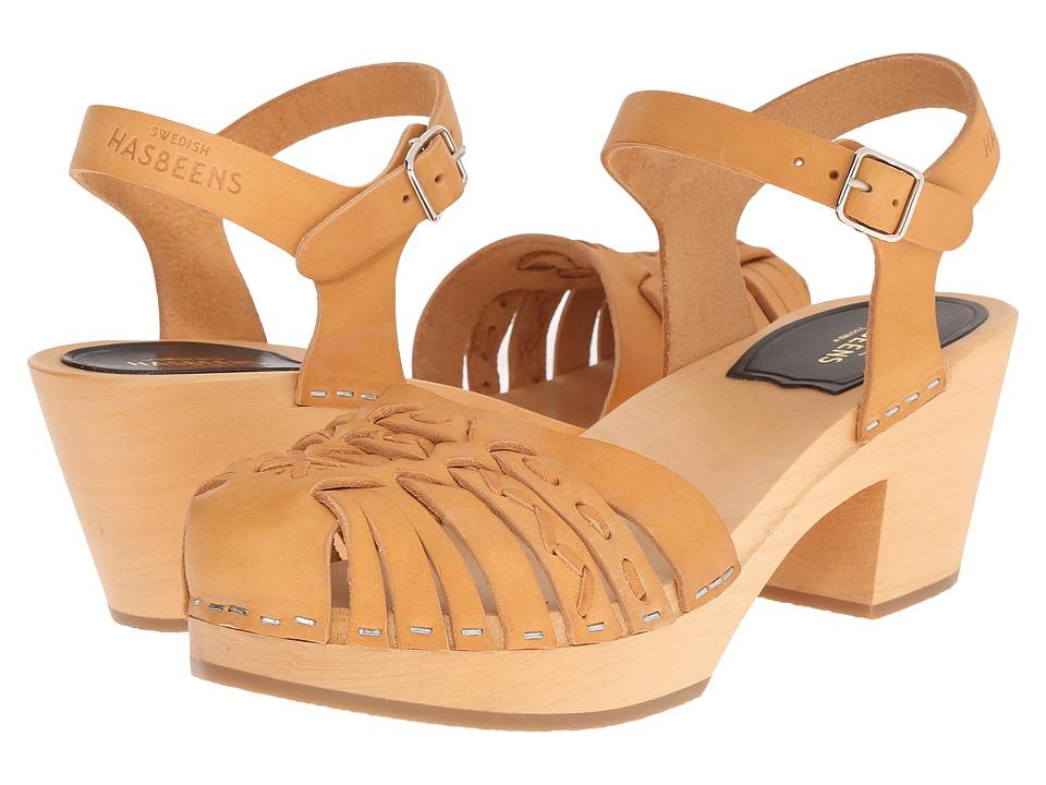 Swedish Hasbeens - Maya (Nature) High Heels