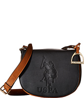 U.S. POLO ASSN. - Kingston Saddle Bag