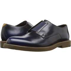 Clarks Feren Slip Mens Shoes (Blue Leather)