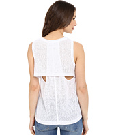 Blank NYC - Muscle Tee with Overlapping Racerback Detail