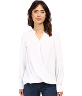 Blank NYC - Drape Front Shirt