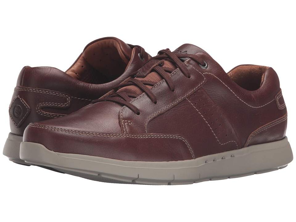 Clarks Un.Lomac Lace (Tan Leather) Men
