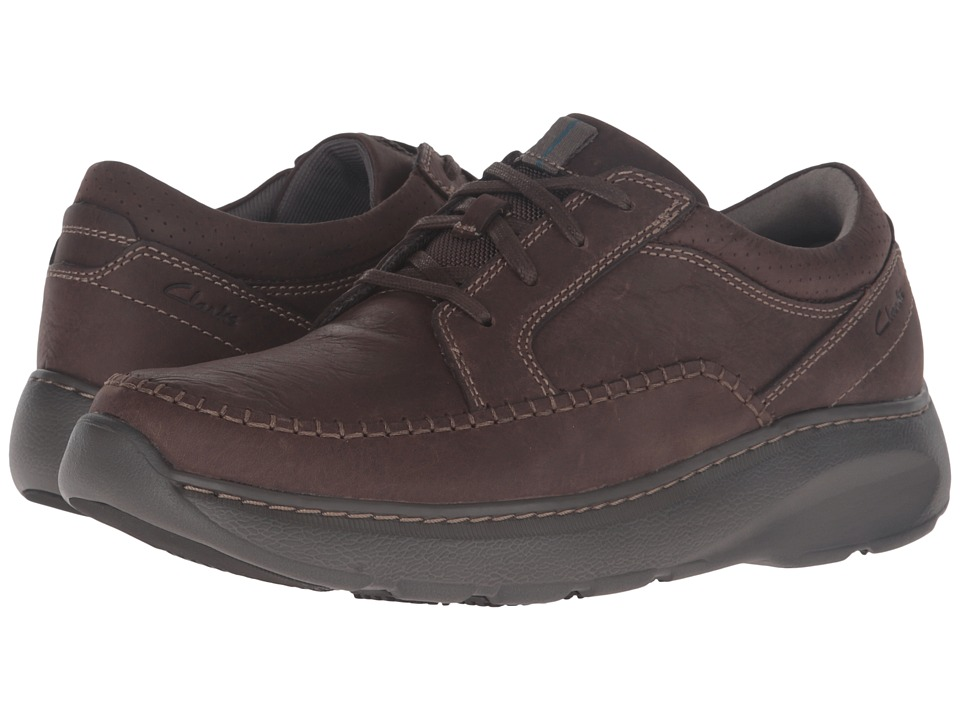 Clarks Charton Vibe (Brown Nubuck) Men