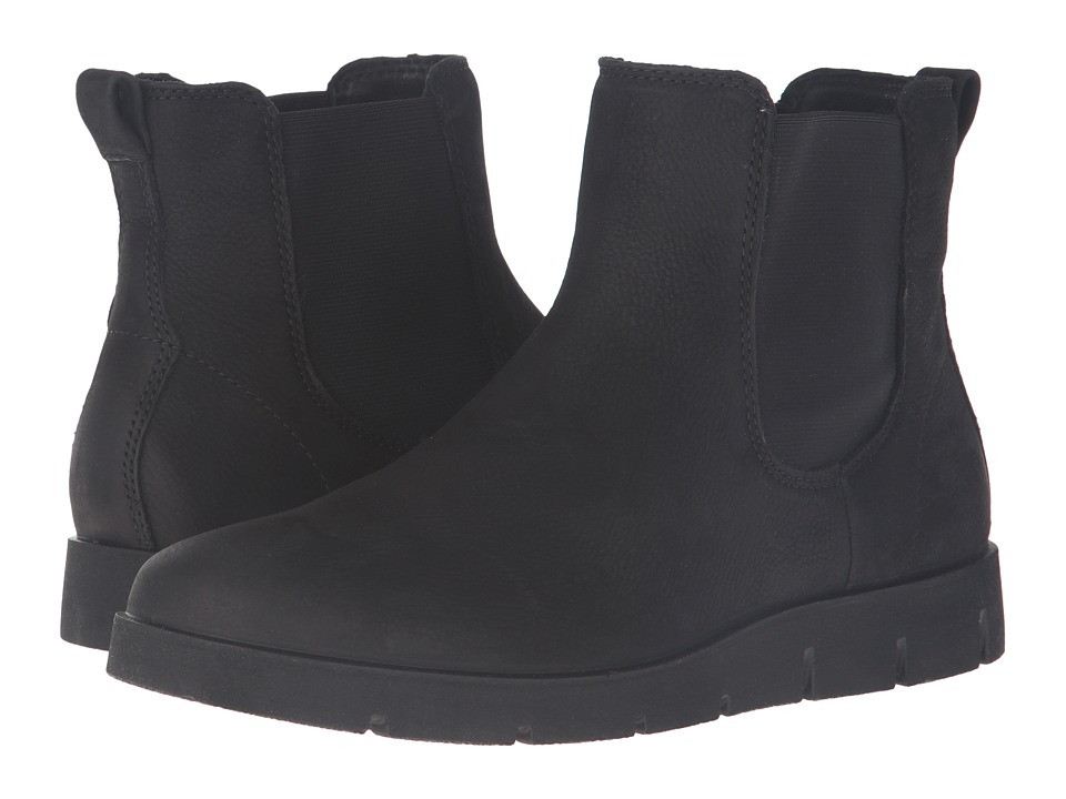 ECCO - Bella Boot (Black) Women