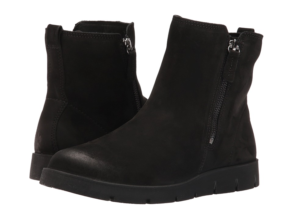 ECCO - Bella Zip Boot (Black) Women