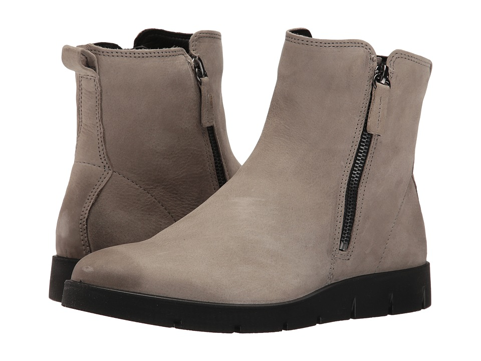 ECCO - Bella Zip Boot (Warm Grey) Women