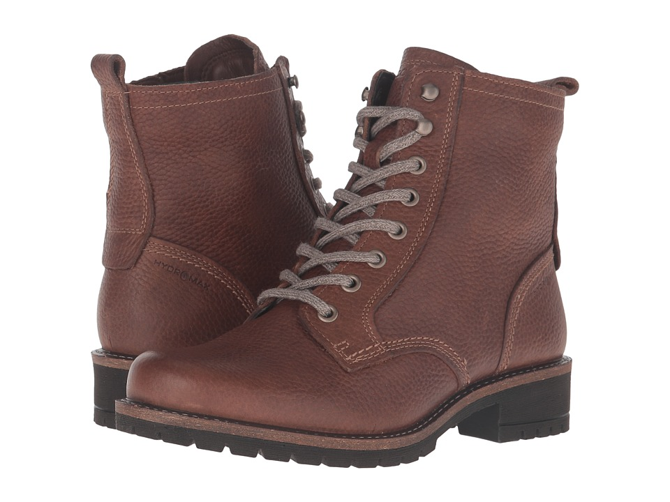 ECCO - Elaine Boot (Cocoa Brown) Women