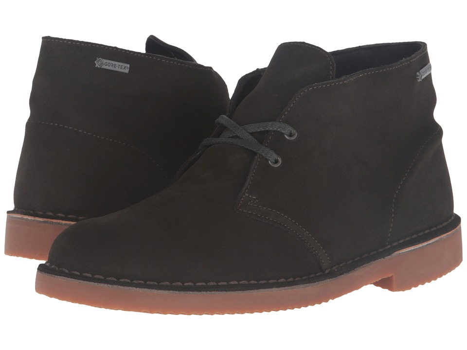 Clarks - Desert Boot GTX (Loden Green Suede) Men