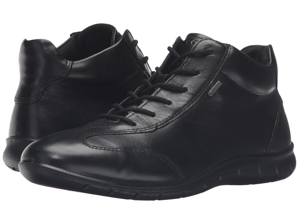 ECCO - Babett GTX Boot (Black Cow Leather) Women
