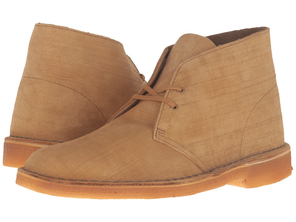 Clarks - Desert Boot (Bronze Nubuck) Men