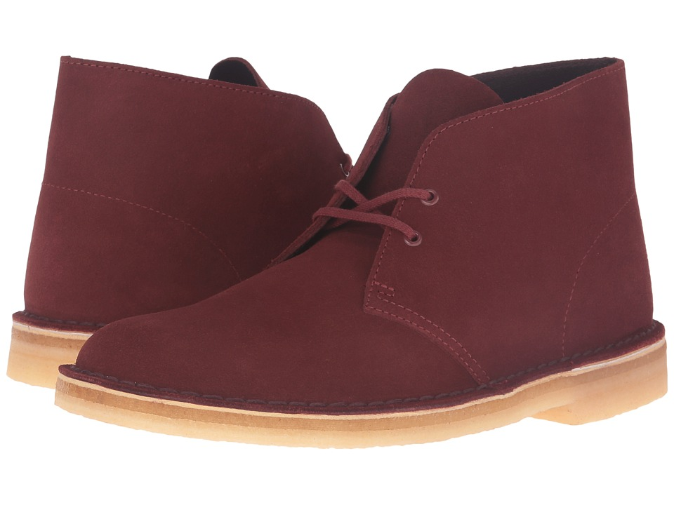 Clarks - Desert Boot (Nut Brown Suede) Men