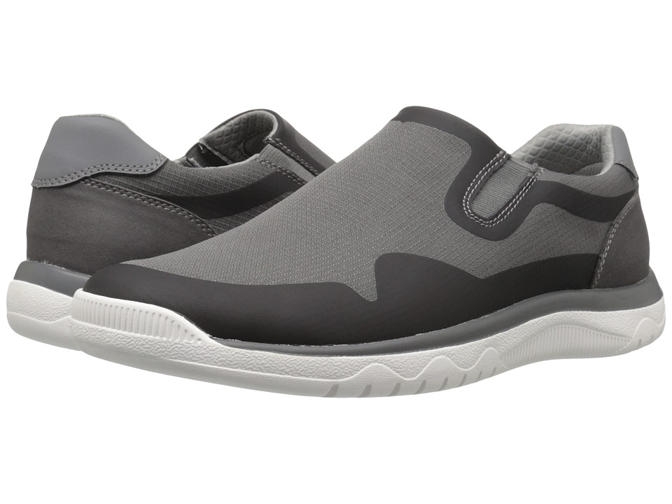 Clarks - Votta Free (Grey Synthetic) Men