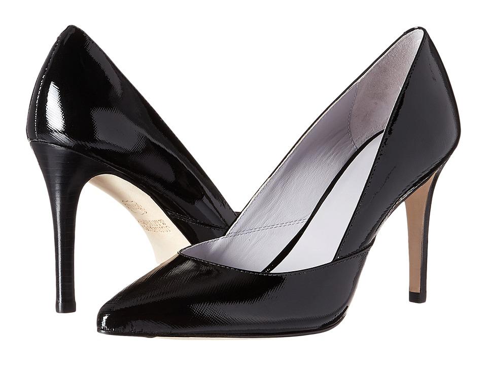 Johnston & Murphy Vanessa Pump (Black Patent Leather) High Heels