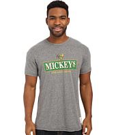 The Original Retro Brand - Tri-Blend Short Sleeve Mickey's Tee
