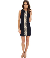 Jessica Simpson - Ottoman Shift Dress with Lace Detail