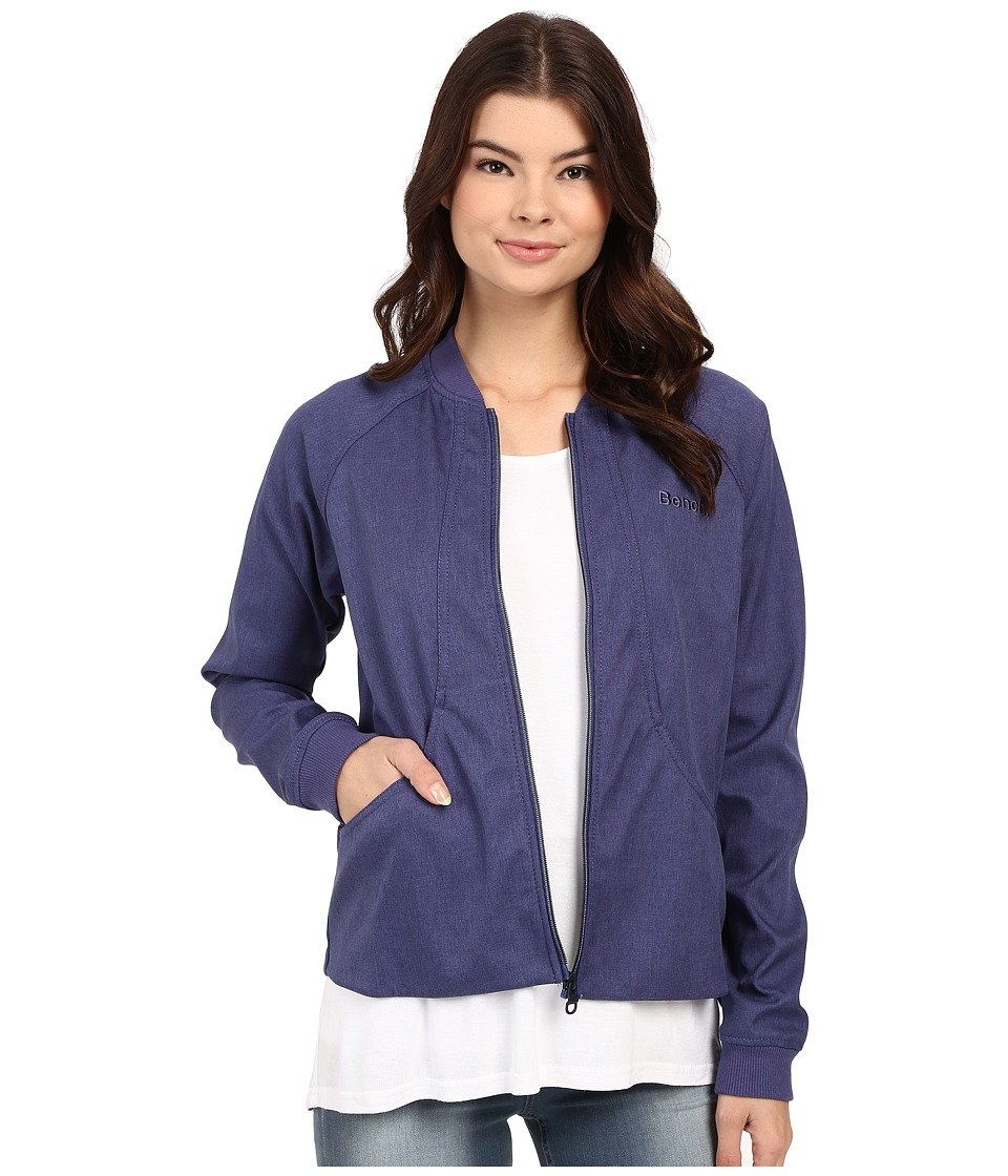 Bench Dinky Jacket Deep Cobalt Womens Coat