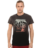 The Original Retro Brand - Potassium Wash Vintage Short Sleeve David Bowie Tee