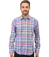 BUGATCHI - Pronto Shaped Long Sleeve Woven Shirt