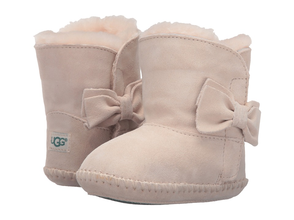 UGG Kids Cabby (Infant/Toddler) (Freshwater Pearl) Girls Shoes