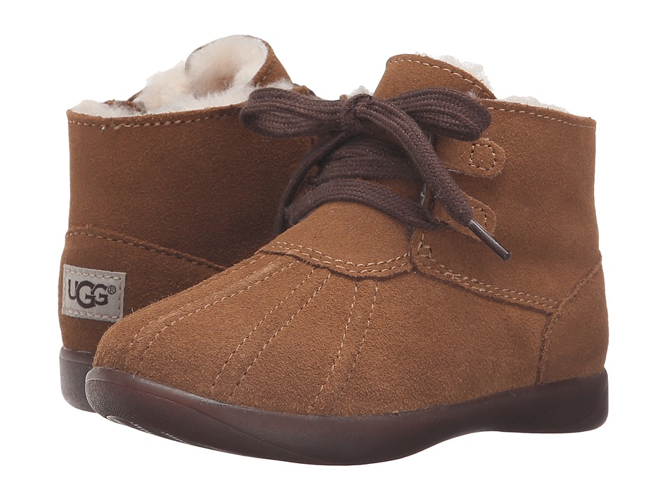 UGG Kids Payten (Toddler/Little Kid) (Chestnut) Girls Shoes