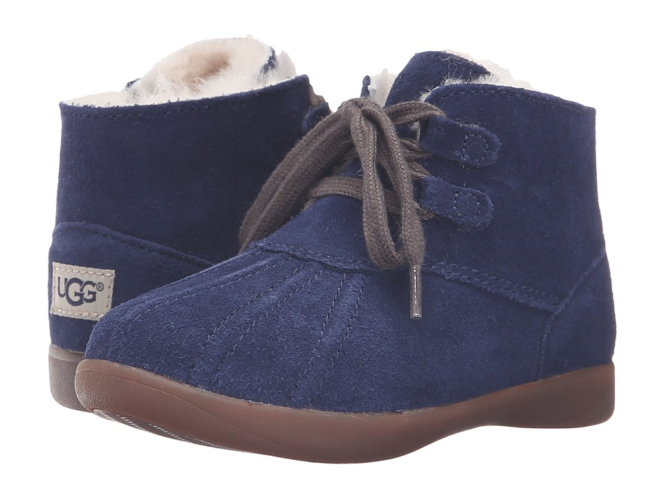 UGG Kids Payten (Toddler) (Peacoat) Girls Shoes