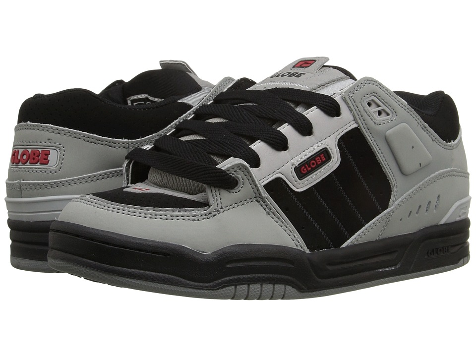 Globe Fusion (Grey/Black/Red) Men