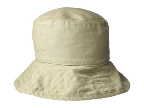 Hat Attack Washed Cotton Crusher - Khaki